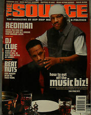 Source Magazine May 2001 Redman DJ Clue Beatnuts Music Industry Special