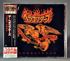 HELLACOPTERS Geekstreak Orig. 2018 JAPAN Plastic Case CD UICY-78665   HR/HM
