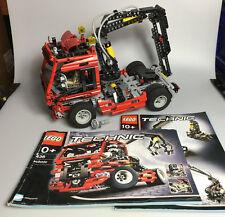 LEGO® Technic Set 8436 Pneumatic Truck mit Bauanleitung