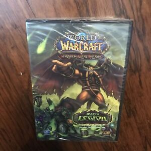 World of Warcraft TCG March of the Legion Starter Deck