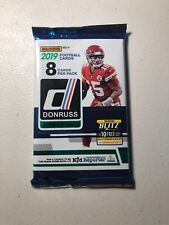 HOT PACK! 2019 DONRUSS FOOTBALL GUARANTEED AUTO/RELIC/AUTOGRAPH MAYFIELD?