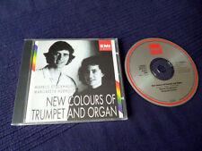 CD Markus Stockhausen & Hürholz Trumpet & Organ Karlheinz Jolivet Lonquich EMI