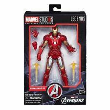 Marvel Legends Marvel Studios Iron Man Mark VII Action Figure