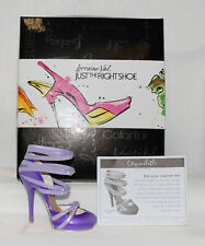 Just The Right Shoe by Raine Shoe Miniatures- Unquenchable Nib