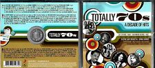 Totally 70s rare 3cd set (60 tracks) - 10cc,Thin Lizzy,Black Sabbath,Daddy Cool
