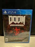 Doom Slayers Collection ps4 PlayStation 4 NEW SEALED FREE SHIPPING