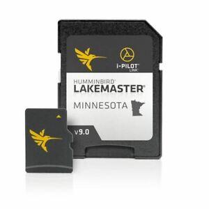 Humminbird Lakemaster Maps, Minnesota V9 (600021-9)