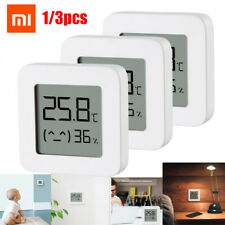1/3pc XIAOMI Mijia Indoor Bluetooth Thermometer LCD Digital Temperature Humidity