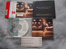 Mariah Carey Someday Dance Special Japan PROMO CD Wide OBI / Sticker / Calendar