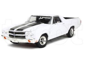 Chevrolet El Camino 1970 - WELLY 1/18