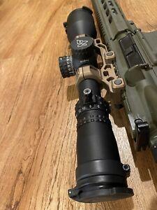 Nightforce NX8 2.5-20x50 w/ Badger Ordnance C1 Mount - Digillum MOAR FFP
