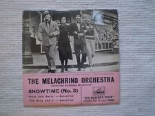 """The Melachrino Orch.Showtime No.3 NM/EX His Masters Voice 7EP7029 45rpm 7"""" RARE"""