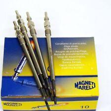 4 x Glühkerze Magneti Marelli FIAT Bravo II 1.6 D Doblo (263) 1.6 D 2.0 D