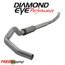 Diamond Eye 5 Inch Turbo Back Exhaust for 2003-2004.5 Ram 5.9 Cummins W/ Muffler