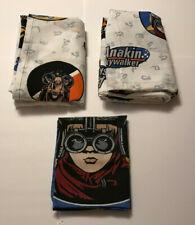 Star Wars Phantom Menace Podracer Anakin & Sebulba Twin Bed Sheets & Pillow Case