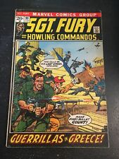 Sgt.Fury#99 Awesome Condition 5.0(1972) Howling Commandos,Ayers Art!!
