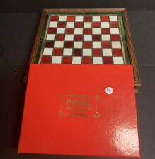 Vintage Coca Cola Stainded Glass Chess Set Make Offers!