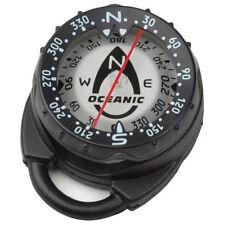 Oceanic Swiv Compass Clip Mount Dive Gauge