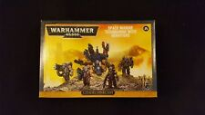 Warhammer 40k: Space Marine Techmarine with Servitors GWS Resin 48-41 NIB