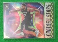 Karl Anthony Towns - 2019-20 Optic Fantasy Stars Green Timberwolves /149 [B6026]