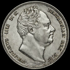 More details for 1836 william iv milled silver half crown