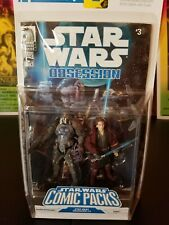 Star wars Comic pack Obsession Anakin Skywalker And Durge.