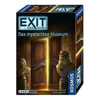 KOSMOS Exit Das Spiel Das mysteriöse Museum Escape-Spiel ab 10 Jahren 694227