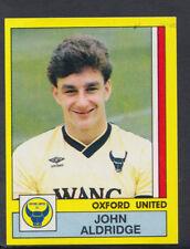 Panini Football 1987 Sticker - No 245 - John Aldridge - Oxford United (S859)