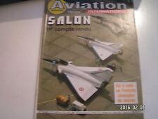 ** Aviation international magazine n°805 Le Bourget 81 / Latécoère