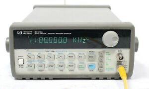 HP / Agilent 33120A 15 MHz Function / Arbitrary Waveform Generator