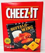 Cheez It Buffalo Wing Baked Snack Crackers 12.4 oz