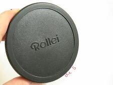 Orig Rollei Rolleiflex 6x6 Camera Gehäusedeckel Gehäuse Body Deckel Cap de5(6)