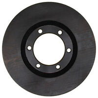 Disc Brake Rotor-Non-Coated Front ACDelco Advantage 18A304A