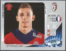 PANINI UEFA CHAMPIONS LEAGUE 2012-13- #414-LILLE-LUCAS DIGNE