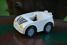 Duplo zookeeper's zebra car - combined shipping