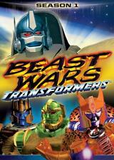 Transformers Beast Wars - The Complete First Season (DVD, 4-Disc Set) NEW