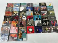 CD Sammlung Alben 45 Stück Rock Pop Hits viele bekannte Namen - siehe Bilder