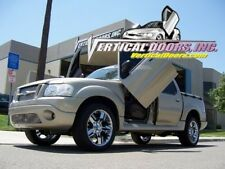 Ford Explorer Sport Trac 01-05 Lambo Style Vertical Doors VDI Bolt On Hinge Kit