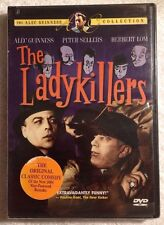 The Ladykillers (NEW SEALED DVD) Alexander Mackendrick, Peter Sellers RARE