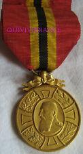 DEC4547 - MEDAILLE DE LEOPOLD II BELGIQUE  - 40 ans de règne 1865-1905