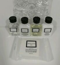 Beekman 1802 Fresh Air Gift Travel Set Shampoo, Cond, Lotion, Shower Gel, Soap