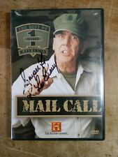 R. LEE ERMEY Autographed DVD The Best of Mail Call Season 1