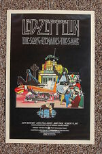 Led Zeppelin Lobby Card Poster The Song Remains the Same