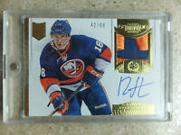 13-14 Panini Dominion Horizontal Auto Patch #AP-RS RYAN STROME Rookie RC /99