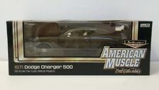 American muscle 1:18 1971 Dodge charger 500