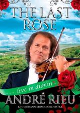 ANDRE RIEU THE LAST ROSE: LIVE IN DUBLIN DVD (Released 2011)