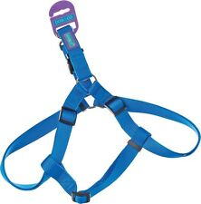 "Dog & Co Blue Strong Nylon 1"" X 34"" Fully Adjustable Harness"