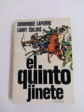 Roman der / den quinto Fahrer Dominique lapierre und Larry collins 1980