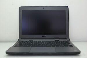 "Dell Chromebook 11 11.6"" Laptop Intel Celeron-2955U 1.40GHz 2GB RAM 16GB SSD"