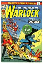 Warlock #5 (1973) Fine+ New Marvel Collection